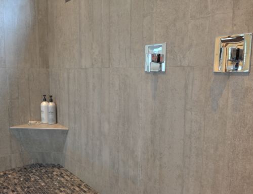 Custom En-suite Shower